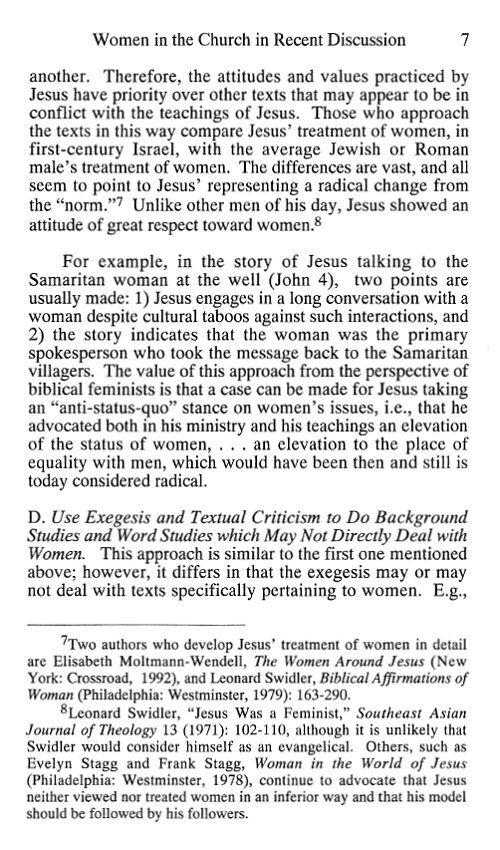 Essays On Women In Earliest Christianity  Vols  Logos Bible  Essays On Women In Earliest Christianity Volume