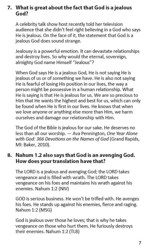 Good Questions Upgrade 2 (51 vols ) | Bible Study at its best