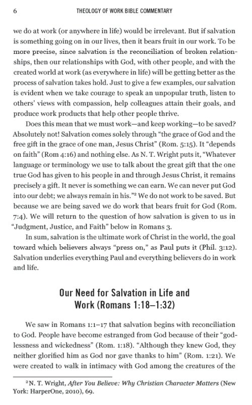 Theology of Work Bible Commentary (5 vols ) | Logos Bible