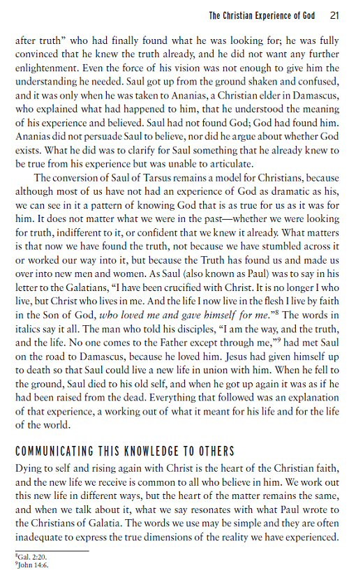 christian experience essay Free christian papers, essays, and research papers becomming a christian teacher - introduction my first teaching experience was in a christian school.