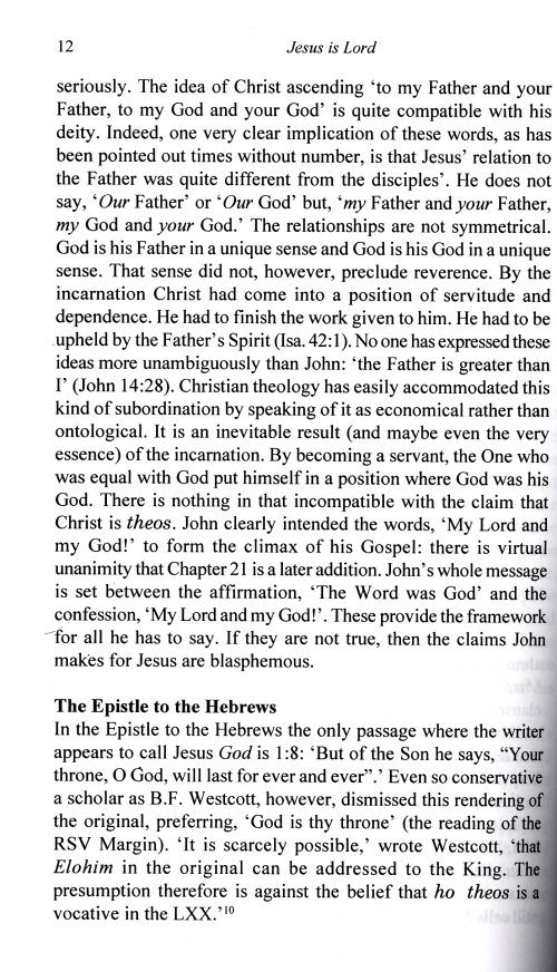 christology essay theo 201 In this essay i will focus my attention on how john's christology we are lead to see the portrait of john's jesus, to compare it with the other.