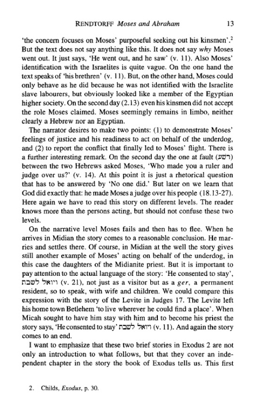 abraham and moses essay Genetic manipulation (gm) section: gm paper #4: abraham, moses and the chosen people by wes penre, thursday, june 23, 2011 ( )1 in the aftermath of the nuclear fallout the plain at the spaceport, which had been used as runways for the shuttles were now totally destroyed after ninurta and nergal, the angels in the bible.