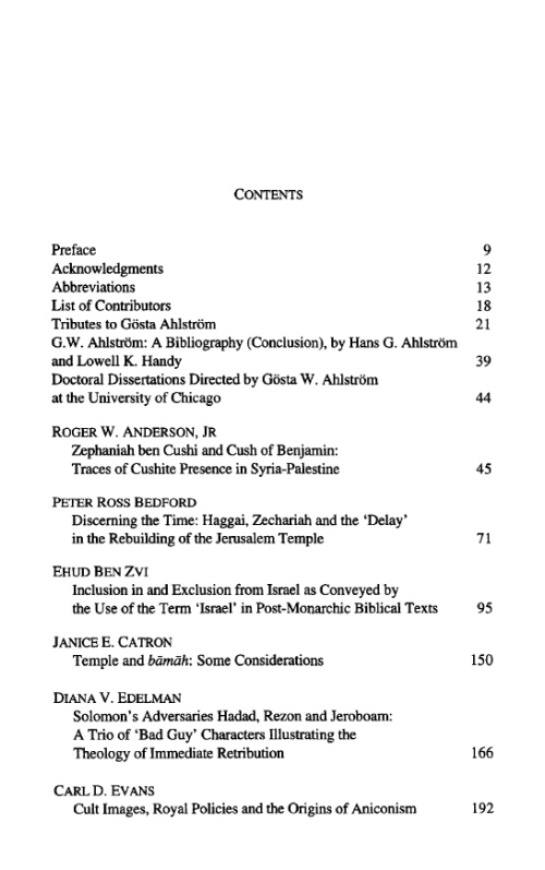 the bible and the ancient near east collected essays