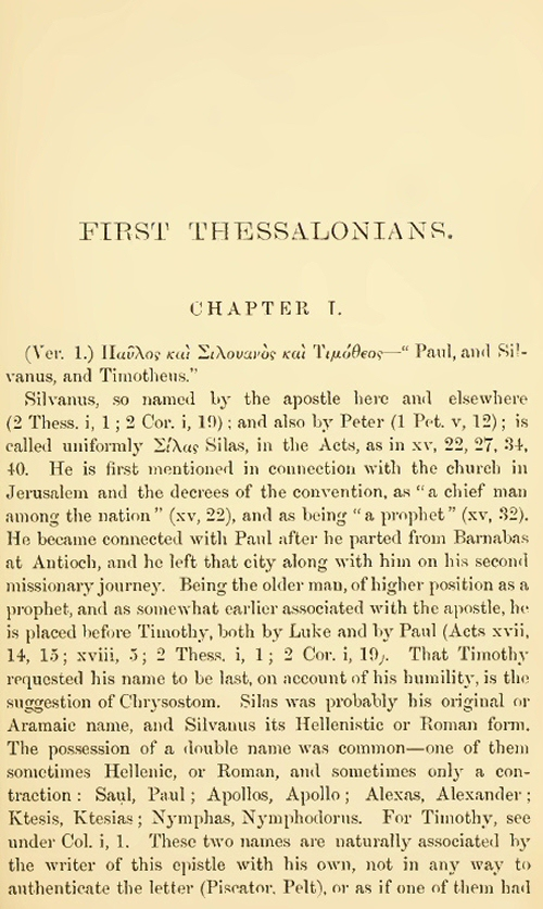 an analysis of the books of 1 and 2 thessalonians in the new testament All 66 books of the bible  new testament books of the bible (the new testament books were written about jesus,  learn about 1 thessalonians 53.