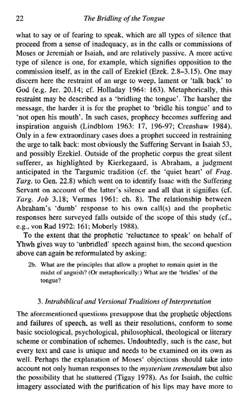 Studies on the prophets 16 vols logos bible software bridling of the tongue and the opening of the mouth in biblical prophecy fandeluxe Image collections