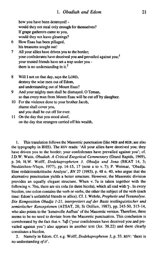 Studies on the prophets 16 vols logos bible software edom israels brother and antagonist the role of edom in biblical prophecy and story fandeluxe Image collections
