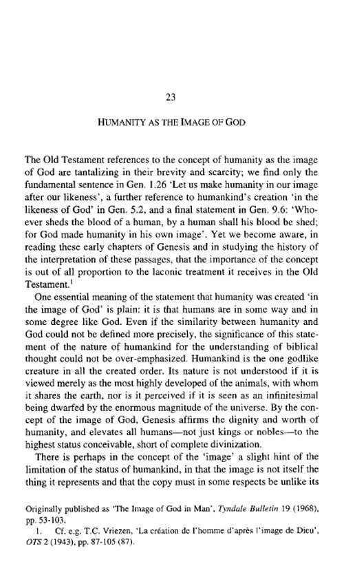 old and new testament essay Essays - largest database of quality sample essays and research papers on new testament reflection essay.