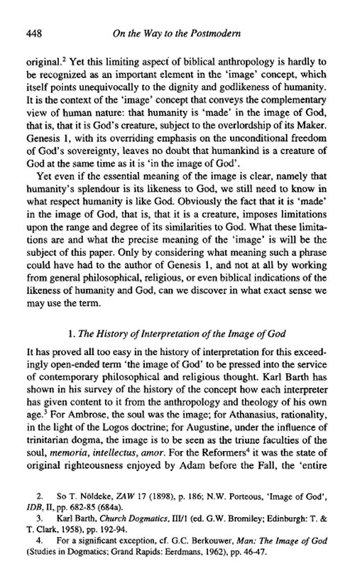essay images god Image of the mysterious god, jesus as truly human also reveals what human beings are called to be and do, namely, to love god with one's whole heart and mind and soul and to love one's neighbor as oneself to show such great love as to lay down one's life for one's friend.