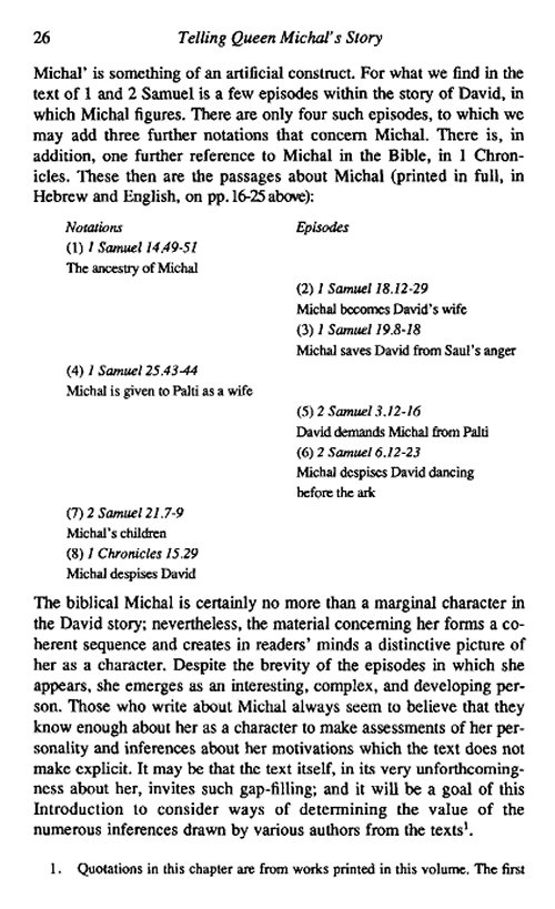 Samuel collection 4 vols logos bible software telling queen michals story an experiment in comparative interpretation fandeluxe Image collections
