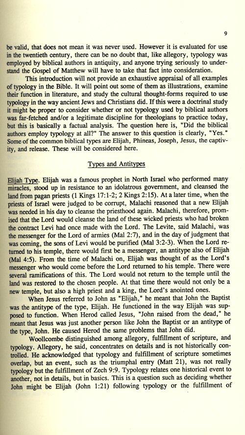 The Gospel of Matthew, Volumes 1 & 2 | Logos Bible Software