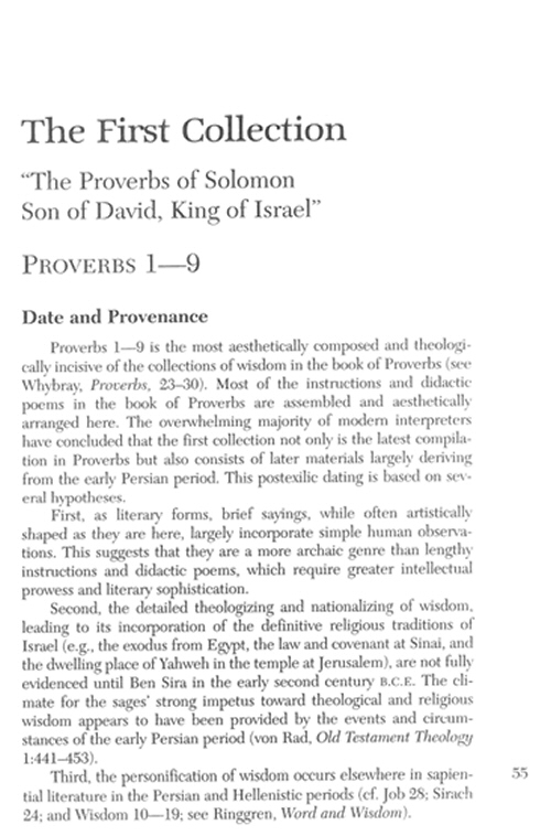 psalms and proverbs essays Essays - largest database of quality sample essays and research papers on proverb essay studymode - premium and psalms verses proverbs compareand contrast.