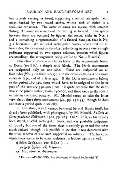 william ramsay essay Ramsay, william mitchell: the cities and bishoprics of phrygia: being an essay of the local history of phrygia from the earliest time to the turkish conquest (band 1.