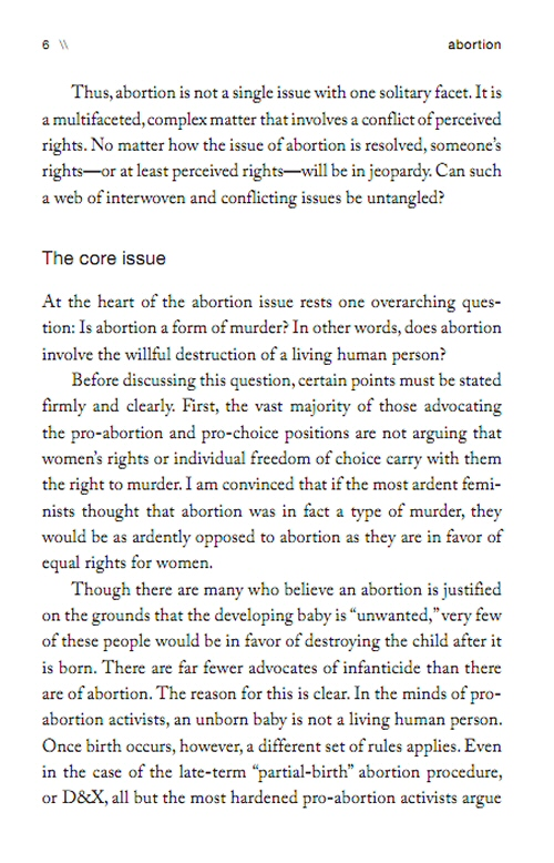 Abortion essay writing skills