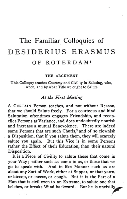 """a biography of desiderius erasmus a theologian David cloud, way of life literature, po box 610368, port huron,  david  daniell rightly observes: """"from desiderius erasmus came a  to raise the issue  of erasmus as a means of discounting the theological liberalism that."""
