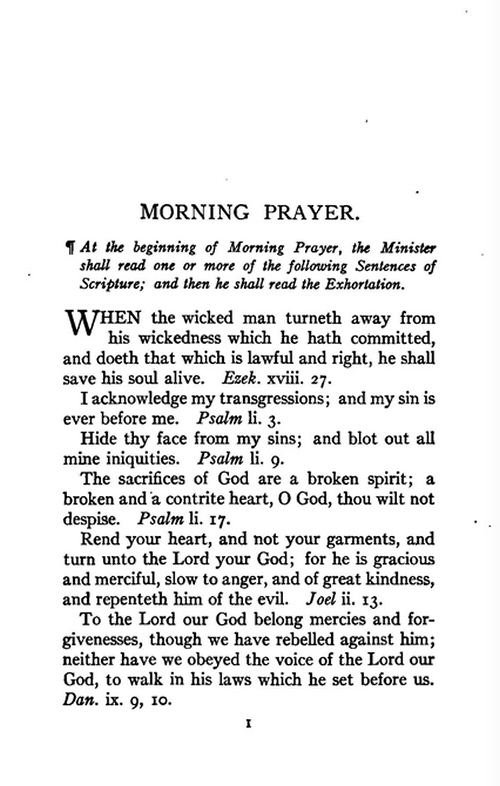 Sample Of Opening Prayer God Just B Cause