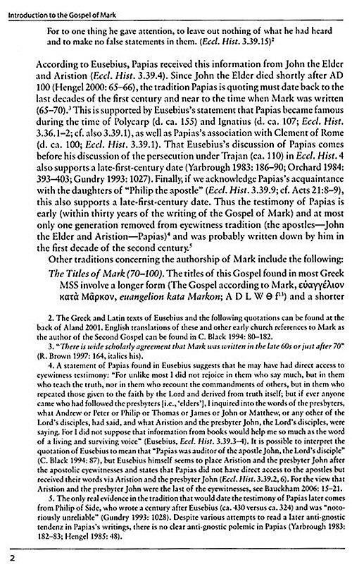 exegetical essay example