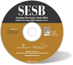 Stuttgart Electronic Study Bible (SESB) Version 2.0