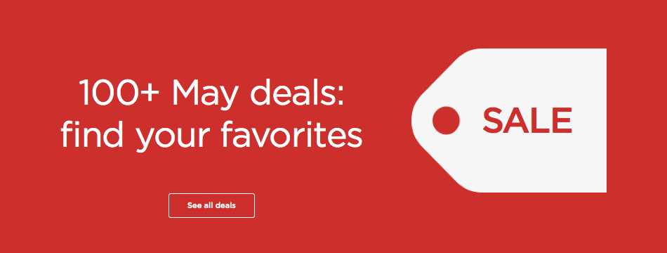 100+ May deals: find your favorites