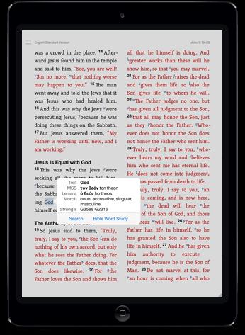 Logos For Ipad Logos Bible Software