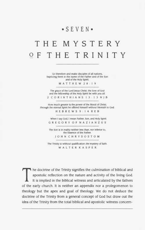 Christian foundations collection 7 vols logos bible software god the almighty power wisdom holiness love fandeluxe Images