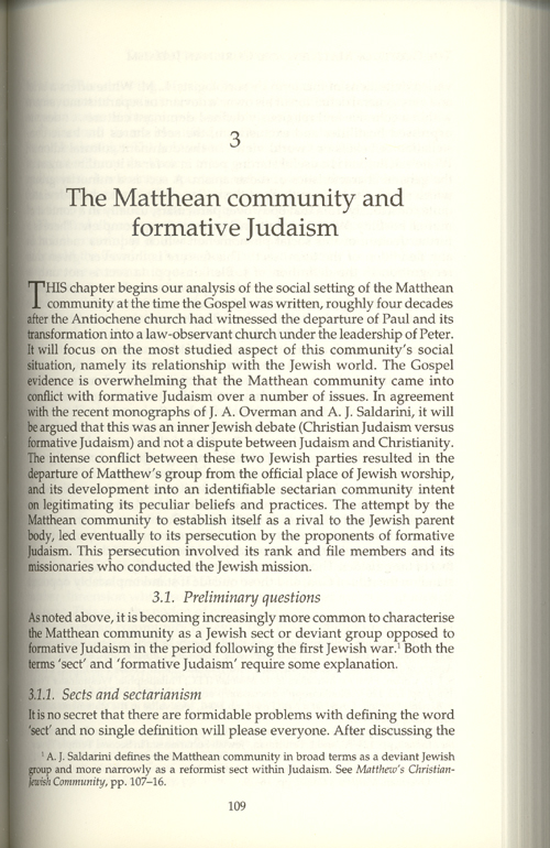 jew in a christian society essay Christianity and majority of individuals in a society views this as being morally wrong of judaism and christianity when a person hears the terms jew or christian we recognize those terms as a ¬in this essay, we will examine the contribution of christianity in the lives of individual believers and.