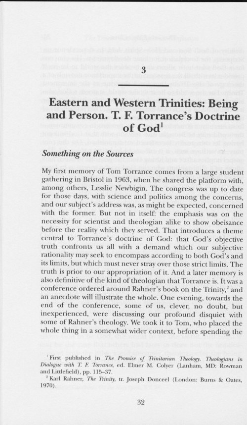 Biblical essay god holy in spirit theology