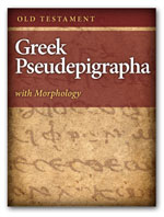 Greek OT Pseudepigrapha