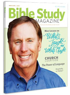 Bible Study Magazine—1-Year 5-Copy Subscription