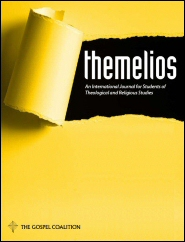 Themelios (99 Issues)