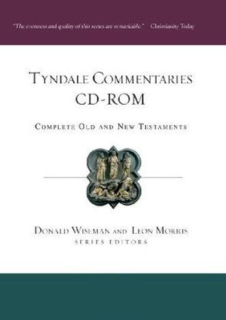 Tyndale Commentaries CD-ROM (49 Vols.)