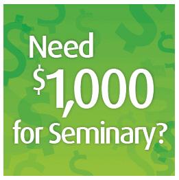 Seminary Scholarship