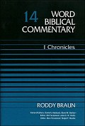 Word Biblical Commentary, Volume 14: 1 Chronicles