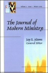 The Journal of Modern Ministry, Volume 2, Issue 1, Winter 2005