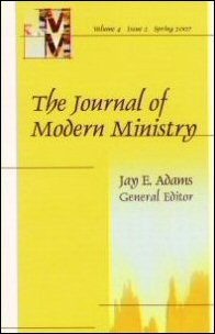 The Journal of Modern Ministry, Volume 4, Issue 2, Spring 2007