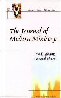 The Journal of Modern Ministry, Volume 5, Issue 1, Winter 2008