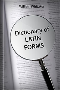 Dictionary of Latin Forms