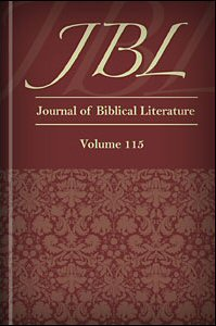 Journal of Biblical Literature, Volume 115