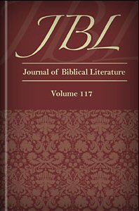 Journal of Biblical Literature, Volume 117