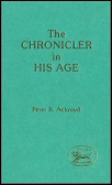 The Chronicler in His Age