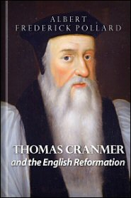 Thomas Cranmer and the English Reformation