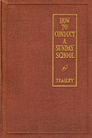 How to Conduct a Sunday School