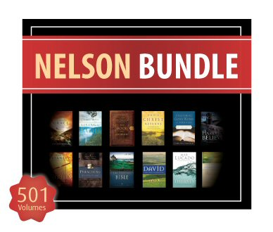 Nelson 501 Book Bundle (501 vols.)