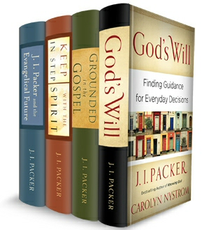 J. I. Packer Collection (4 vols.)