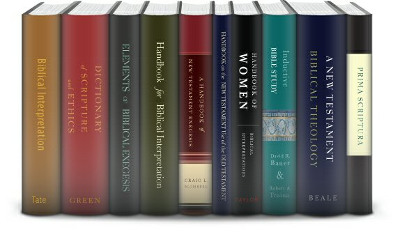 Baker Academic Bible Interpretation Collection (10 vols.)