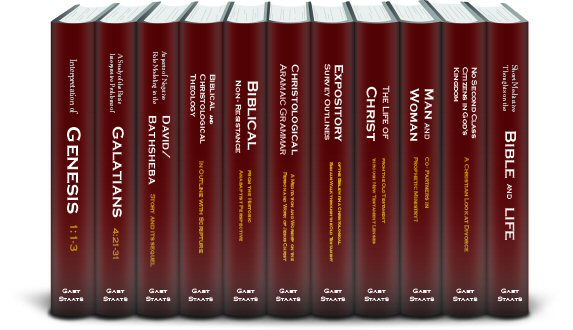 Gary Staats Bible Study Collection (11 vols.)
