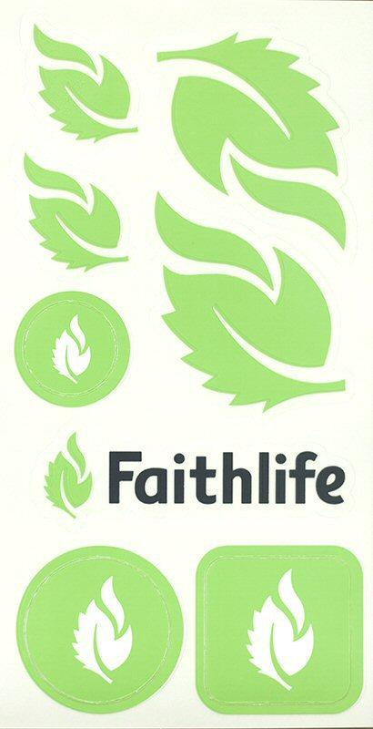 Faithlife Sticker Sheets