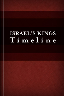 Israel's Kings Timeline