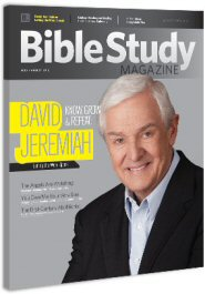 Bible Study Magazine—September–October 2012 Issue