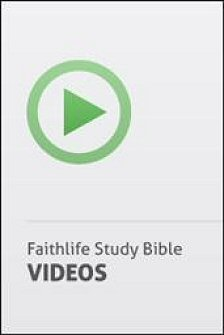 Faithlife Study Bible Videos