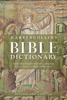 The HarperCollins Bible Dictionary (Revised and Updated)